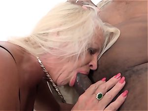 Mature anal lovemaking vag humping interracial ass screw jism