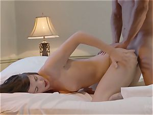 sensual hook-up with Lovenia Lux