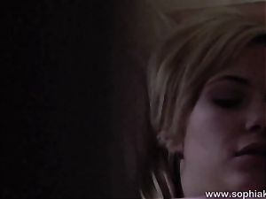 killer Sophia Knight loves taunting her humid joy button