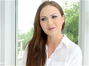Tina Kay and on g/g Erotica