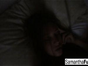 Samantha Home video Morning joy