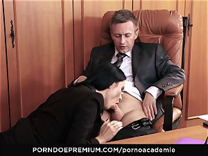 porn ACADEMIE - anal invasion hump for Ania Kinski in threesome