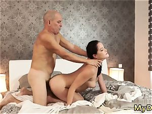 Carter cruise pummels dad and aged boy youthful ash-blonde If you neglect your girlpartner, she