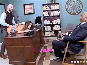 delightful August Ames gets fucked by the dean