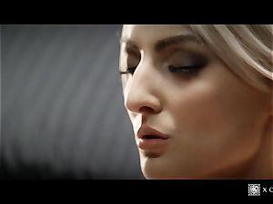 xCHIMERA - erotic hotel room pound with light-haired Katy Rose