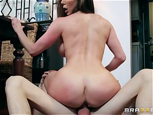 lustful thick titty mummy Kendra fervor chooses her daughter's young boyfriends