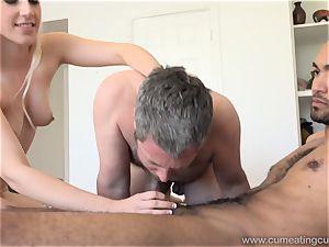 Niki Snow Makes spouse inhale immense ebony fuck-stick