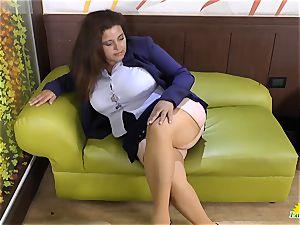 LatinChili Lusty Matures lush Solo masturbation
