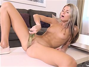 Finger plumbing Gina Gerson With fucktoy