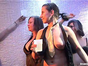 Bibi Fox, Tarra white and Carla Cox naughty and wild
