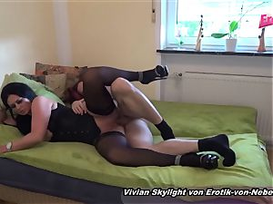 Erwischt my german mommy masturbate and want to pound
