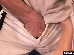BrokenTeens Help your super-fucking-hot body sense nicer