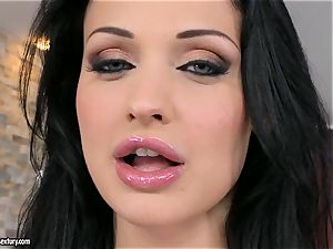jiggly molten Aletta Ocean can taunt every fellow she wants with those amazing tits