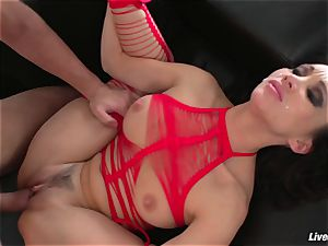 LiveGonzo Katsuni black-haired japanese asking for a internal ejaculation