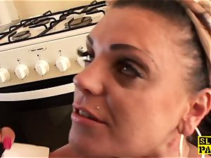 brit housewife victim predominated by male domination