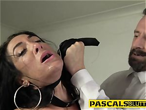 chisel stroking domination & submission superslut