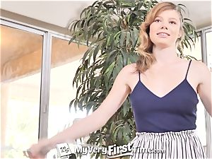 MYVERYFIRSTTIME first-ever pornography for fresh sweetie