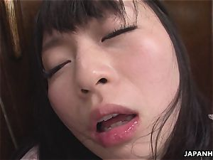 big-chested japanese housewife used for some sexual fantasies