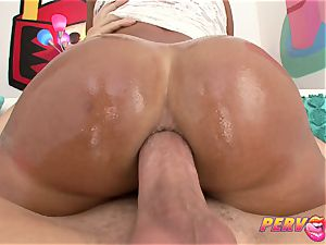 PervCity steamy cougar ass plowed