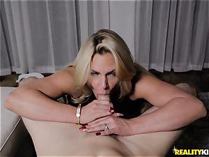 buxomy blonde Phoenix Marie cheating boink