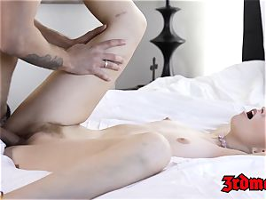 spectacular 18yo Chloe Couture caboose boinked passionately