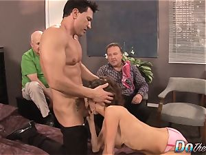 wife dumps with another dude