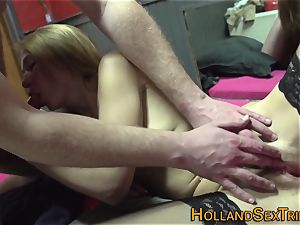Real prostitute fingered