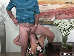 aged boy plumb nubile hd and men piss on Frannkie s a rapid learner!