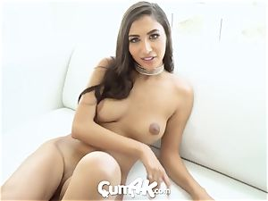 CUM4K mexican packed UP with multiple oozing creampies